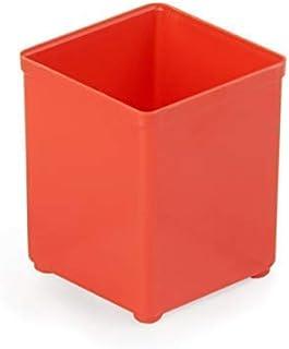 Insetbox A3 Sortimo   20 stuks rood   Ideaal voor Bosch Sortimo L-BOXX   inzetdozen voor assortimentdozen   Bosch Sortimo ...