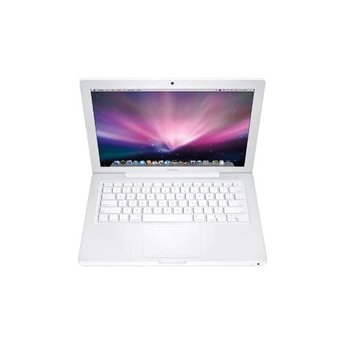 Apple A1181 Macbook MB403LL 13.3 Inch Laptop (2.1 GHz Intel Core 2 Duo Mobile,