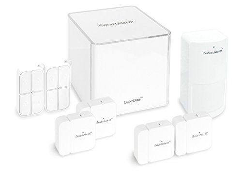 iSmartAlarm Deluxe Home Security Package