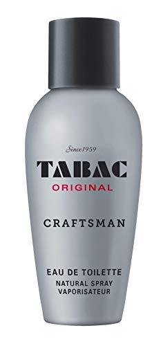 Tabac® Original Craftsman I Eau de Toilette - moderne Frische, facettenreich und lang anhaltend - für gepflegte Männlichkeit I 100ml Natural Spray Vaporisateur