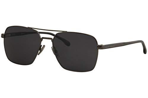 Hugo Boss Sonnenbrillen (BOSS-1045-S V81IR) ruthenium dunkel - schwarz - grau