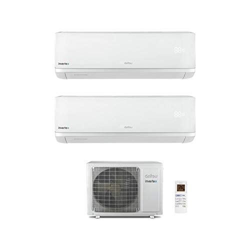Daitsu L-A/A Multi Split Pared 2x1 ASD912K11I_DC R-32