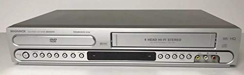 Review MAGNAVOX MDV560VR/17 DVD Player & VCR Combo