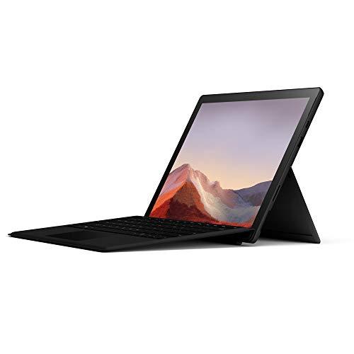 Microsoft Surface Pro 7, Core i5, RAM 8 GB, SSD 256 GB, Nero + Tastiera Nera