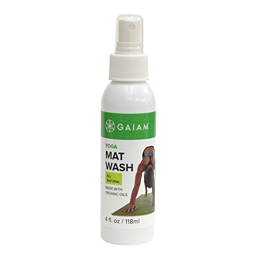 Gaiam Yoga Mat Cleaner Spray (4oz)