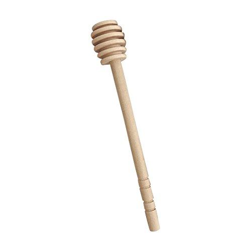 Honiglöffel, Rührstab für Honigglas mit langem Griff, Mixstab, Dipper, Dessert-Werkzeug