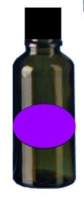 Tauchlack, Lampenlack 30ml gelb,orange,rot,grün,blau,violett (violett)