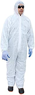 Vaultex Disposable Coverall (DCL-L81) - White