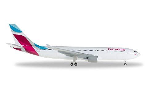 herpa 528153-001 - Eurowings Airbus A330-200