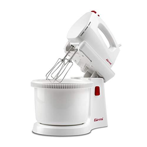 Girmi SB8100 Sbattitore, 300 Watt, Bianco
