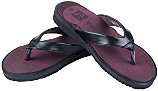 Medlife Orthopedic & Diabetic Care Footwear/Slipper/Chappal for Women with Extra Cushioning - Cherry (6)