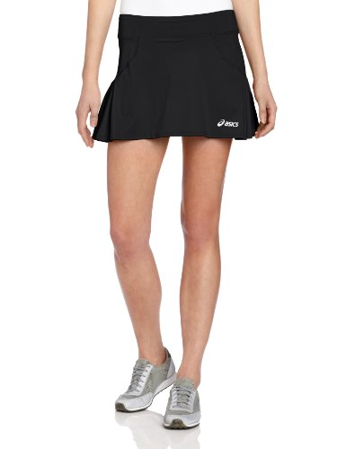 Asics Women's Love Skort, Medium, Black