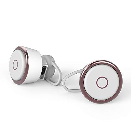 Mvlike Draadloze Hoofdtelefoon Bluetooth Oortelefoon Stereo Oordopjes Voor IPhone Huawei LG, Etc.Bluetooth 4.1, 4 Hrs Speeltijd, Chinees En Engels Schakelen