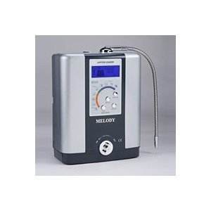 Jupiter Melody Alkaline Water Ionizer & Water Filter  - Key Features