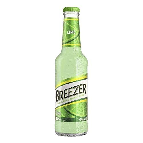 Bacardi Bacardi Breezer Cocktail Aperitivo Lime 27.5 Cl, Confezione da 24 pz
