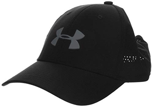Under Armour Herren Kappe Men's Driver 3.0, Schwarz, OSFA, 1328670-001