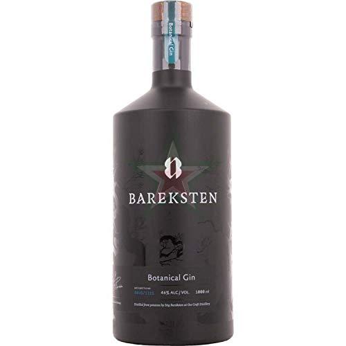 Bareksten Botanical Gin 46,00% 1,00 Liter