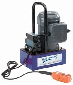 Williams Hydraulics 5ES05H2G Japan Maker New .5 Horse with Power Pump Product S Electric