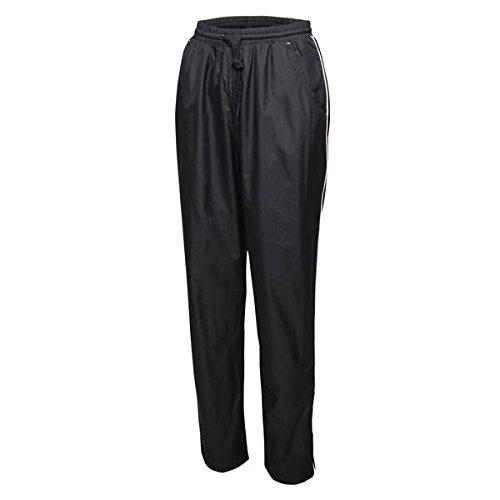 Regatta Pantalon Sport Femme Léger et Respirant doublé en Mesh Athens Trousers Femme Navy/White FR: S (Taille Fabricant: 12)