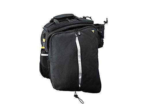 Topeak MTX Trunk Bag EXP with Panniers, Black, one Size (TT9647B)