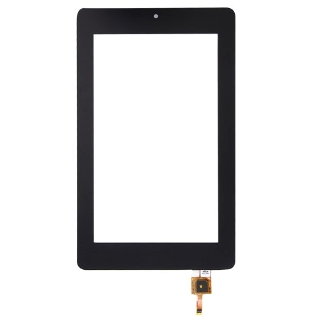CAIFENG Repair Replacement Parts Touch Panel for Acer Iconia One 7 / B1-730HD(Black) Phone Spare Parts (Color : Black)