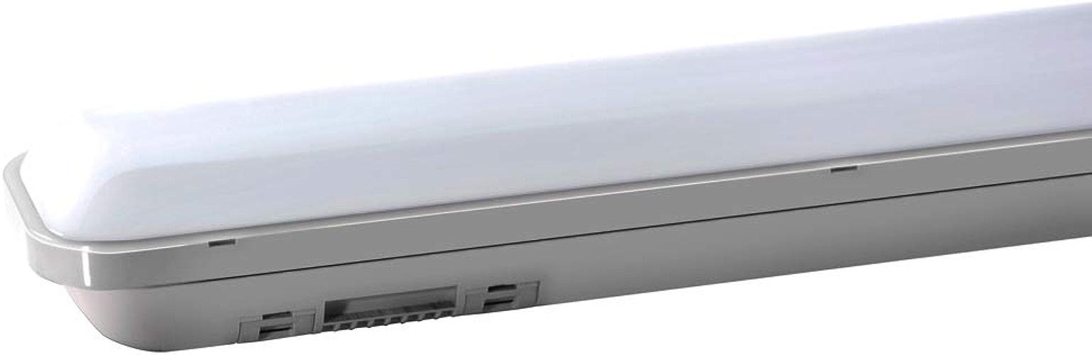 Fox lumière - Réglette LED SMD 36W 1,20M 3000Lm 4000K IP65 - 601516