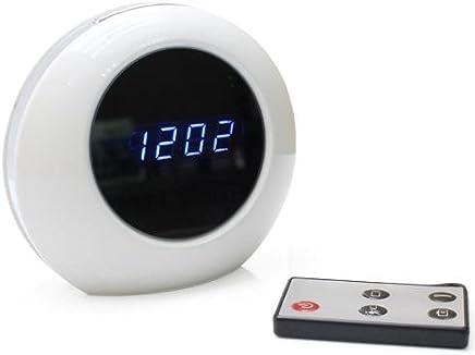 Mini câmera secreta 16GB em relógio para vigiar a casa
