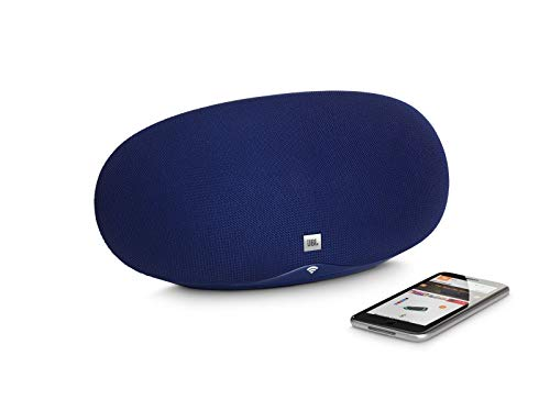 JBL Playlist 150. Wireless speaker with chromecast built-in - Blue