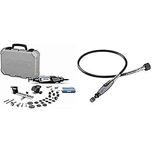 Dremel 4000-2/30 Rotary Tool Kit with Flex Shaft Attachment