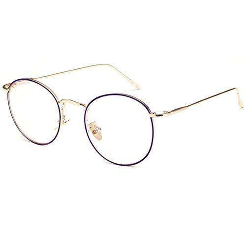 Blaulichtfilter Brillen Anti blaulicht Damen Herren Modern Brillen ohne sehstärke Computer Brillen Gaming Brillen