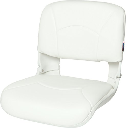 Tempress All Weather High Back White Seat/White Cushion (Saltwater Series)