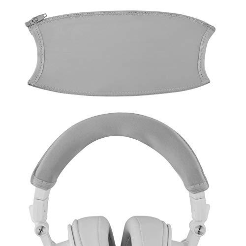 Geekria ヘッドバンド カバー ATH-M50x, ATH-M50xWH, ATH-M50xBB 等 ヘッドホン 用 簡単なインストール