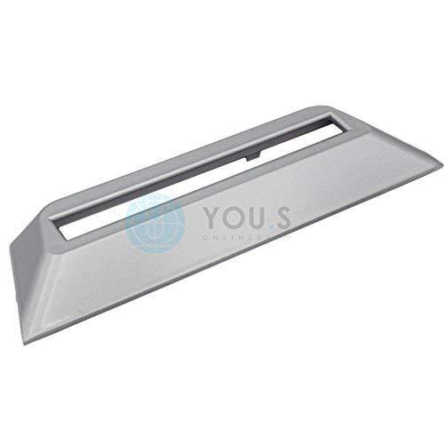 1 x YOU.S Felgenhalter Felgenständer in Chrom-Look für Tische ABS silber lackiert