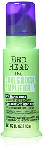 Bed Head by TIGI Curls Rock Amplifier Creme para cabelos cacheados para cachos definidos 113 ml
