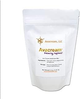 Avacream Ice Cream Stabilizer Mix (4 oz)