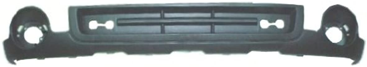 OE Replacement GMC Sierra Front Bumper Cover Lower (Partslink Number GM1015100)