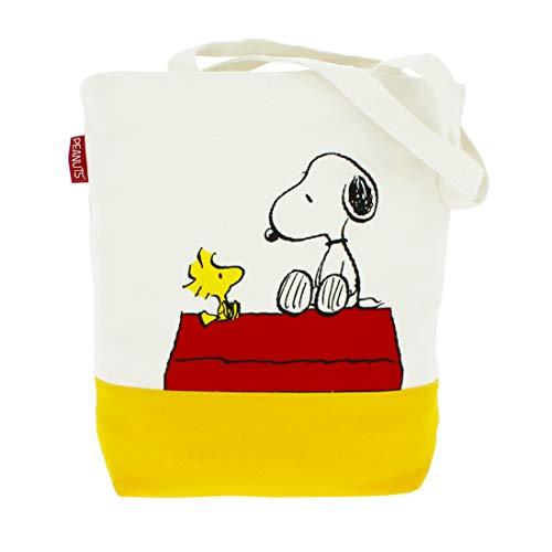 Peanuts Classic Strandtasche 36 Centimeters Weiß (White)