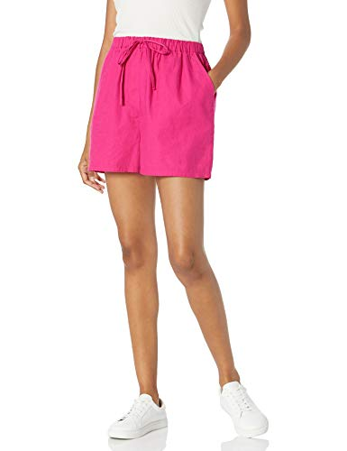 The Drop Women's Lily Loose-Fit Elastic Waist Drawstring Pull-On Short