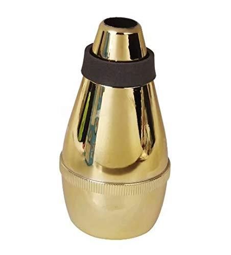 HANBIN Stille zum üben Trompete Gold