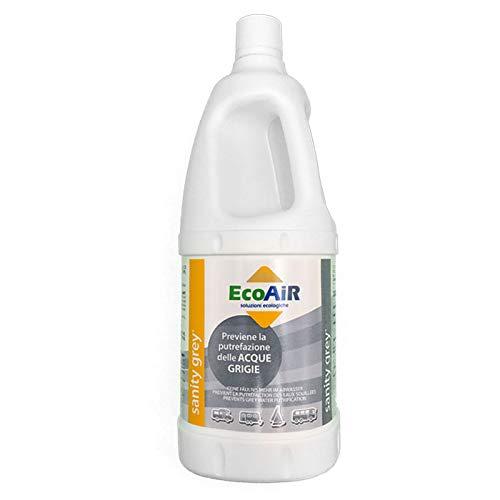Ecoair antigelo ecologico,per i serbatoi di di raccolta acque grigie e per circuiti di raffreddamento motore