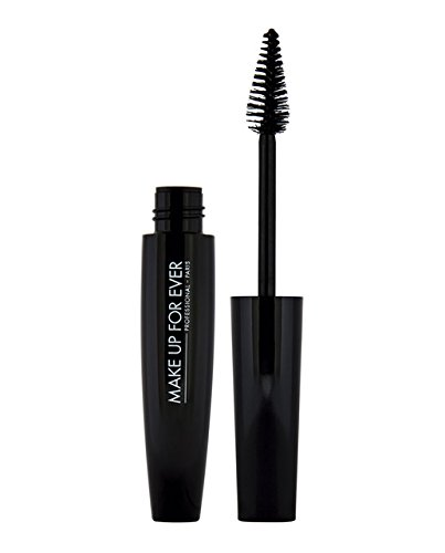 Make Up For Ever Smoky Extravagant Mascara, Black, 0.23 Ounce