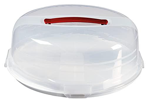 CURVER | Boite à gâteau ronde 35cm avec plateau...