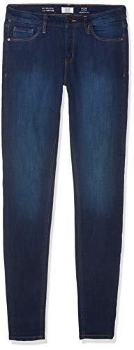 Q/S designed by Damen 45.899.71.3030 Skinny Jeans, Blau (Blue Denim 58z6), No Aplica (Herstellergröße: 42/L32)