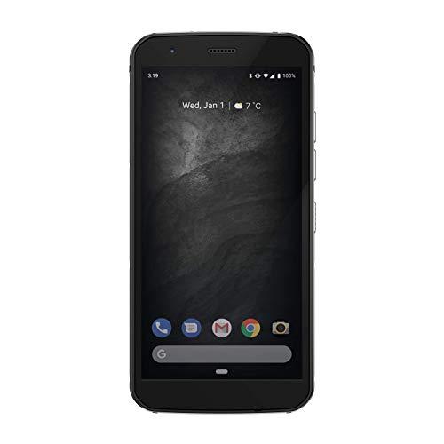 Cat S52 Smartphone (14,35cm (5,65 Zoll) HD+ Bildschirm, 64GB interner Speicher & 4GB RAM, Dual-SIM, Android 9 (Upgrade auf 10) - Schwarz