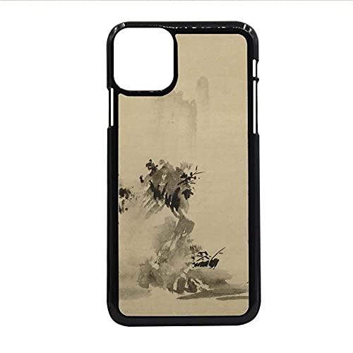 Generic Design Asian Chinese Painting 2 Bella per Ragazza Compatibile con Samsung Galaxy S 20 Casse del Telefono di Plastica
