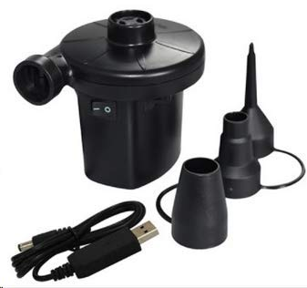 Inflador Electrico,Rantizon Hinchador Electrico,220V-240V & USB 8.5V DC Inflador Paddle Surf Electrico...