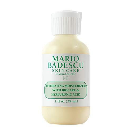 Mario Badescu Hydrating Moisturizer with Biocare & Hyaluronic Acid, 2 Fl Oz