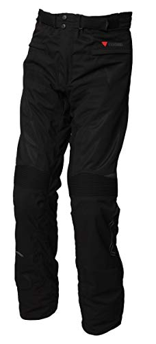 Modeka BREEZE Herren Touring Motorradhose Textil std/lang/kurz - schwarz