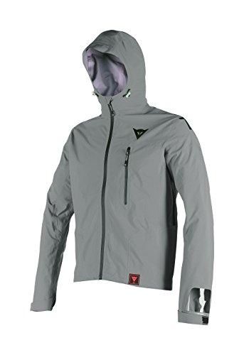 Dainese Herren Funktionsjacke Atmo-LITE 3L Jacket, grau-grau/schwarz, S