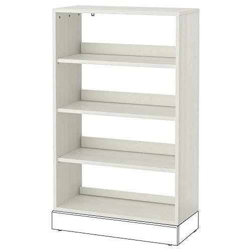 IKEA ASIA HAVSTA - Estantería (81 x 123 x 35 cm), color blanco